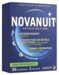 Acheter Novanuit Triple Action Comprimés B/30 à CUISERY