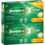 Acheter BEROCCA ENERGIE Comprimés effervescents orange B/60 à CUISERY