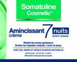 Acheter Somatoline Cosmetic Amaincissant 7 Nuits Crème 400ml à CUISERY