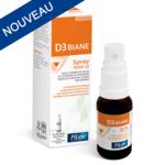 Pileje D3 Biane Spray 1000 Ui - Vitamine D Flacon Spray 20ml à CUISERY