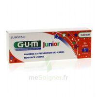 GUM JUNIOR DENTIFRICE, tube 50 ml à CUISERY