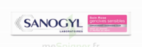 Sanogyl Rose 1500PPM Soin gensives sensibles 75ml à CUISERY