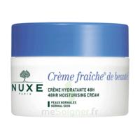 Crème Fraiche® De Beauté - Crème Hydratante 48h Et Anti-pollution50ml à CUISERY