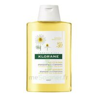Klorane Camomille Shampooing 200ml à CUISERY
