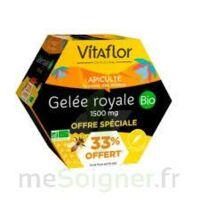 Vitaflor Bio Gelée Royale 1500mg Solution Buvable 20 Ampoules/15ml Promotion à CUISERY