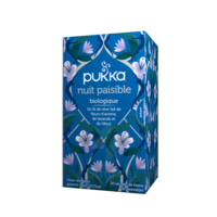 Pukka Bio Nuit Paisible Tisane Sommeil 20 Sachets à CUISERY