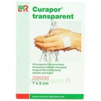 Velpeau Curapor transparent 5x7cm à CUISERY