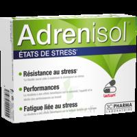 ADRENISOL Gélules état de stress B/30 à CUISERY