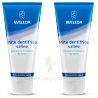 Weleda Duo Pâte dentifrice saline 150ml à CUISERY