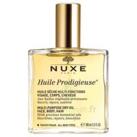 Huile Prodigieuse®- Huile Sèche Multi-fonctions Visage, Corps, Cheveux100ml à CUISERY