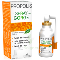 3 CHENES PROPOLIS Spray gorge Fl/25ml à CUISERY