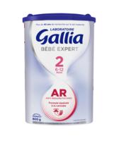 GALLIA BEBE EXPERT AR 2 Lait en poudre B/800g à CUISERY