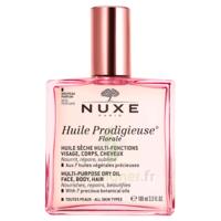 Huile Prodigieuse® Florale - Huile Sèche Multi-fonctions Visage, Corps, Cheveux 100ml à CUISERY