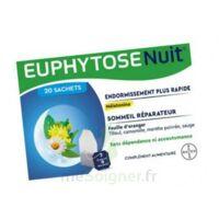 Euphytosenuit Tisane 20 Sachets à CUISERY
