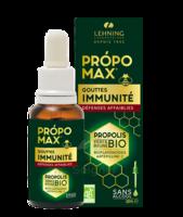 Lehning Propomax Immunité Propolis Verte Bio Extrait Sans Alcool Fl/30ml à CUISERY