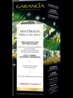Garancia Mystérieux Mille Et Un Jours® Pmg  30ml