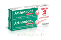 Acheter Pierre Fabre Oral Care Arthrodont dentifrice classic lot de 2 75ml à CUISERY