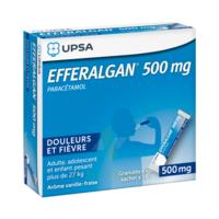 Efferalgan 500 Mg Glé En Sachet Sach/16 à CUISERY