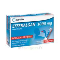 Efferalgan 1g Cappuccino Granules 8 Sachets à CUISERY