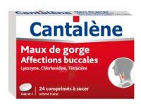 CANTALENE, comprimé à sucer à CUISERY