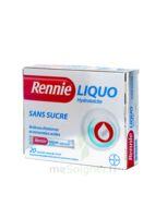 Rennieliquo Sans Sucre, Suspension Buvable édulcorée à La Saccharine Sodique En Sachet-dose à CUISERY