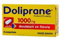 DOLIPRANE 1000 mg Comprimés Plq/8 à CUISERY