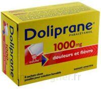 DOLIPRANE 1000 mg Poudre pour solution buvable en sachet-dose B/8 à CUISERY