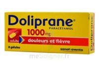 DOLIPRANE 1000 mg Gélules Plq/8 à CUISERY