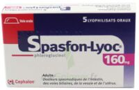 SPASFON LYOC 160 mg, lyophilisat oral à CUISERY