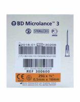 Bd Microlance 3, G25 5/8, 0,5 Mm X 16 Mm, Orange  à CUISERY