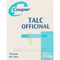 COOPER TALC, bt 250 g à CUISERY