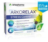 Arkorelax Stress Control Comprimés B/30 à CUISERY