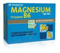 Arkovital Magnésium Vitamine B6 Gélules B/60 à CUISERY