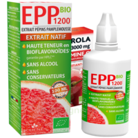 3 Chenes Bio Epp 1200 Solution Buvable Fl Cpte-gttes/100ml à CUISERY
