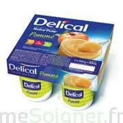 DELICAL NUTRA'POTE DESSERT AUX FRUITS, 200 g x 4