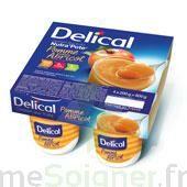 DELICAL NUTRA'POTE DESSERT AUX FRUITS, 200 g x 4