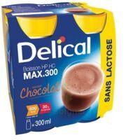 DELICAL MAX 300 SANS LACTOSE, 300 ml x 4 à CUISERY