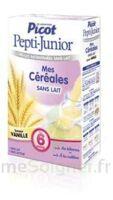 Picot Pepti-Junior - Mes 1ères céréales sans lait - Vanille à CUISERY