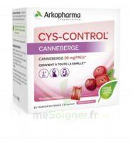 Cys-control 36mg Poudre Orale 20 Sachets/4g à CUISERY