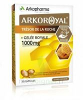 Arkoroyal Gelée Royale 1000 Mg Caps B/30 à CUISERY