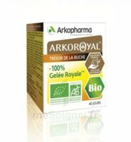 Arkoroyal 100% Gelée Royale Bio Gelée Pot/40g à CUISERY