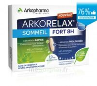 Arkorelax Sommeil Fort 8h Comprimés B/15 à CUISERY