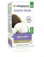 Arkogélules Radis Noir Bio Gélules Fl/40 à CUISERY