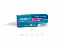 Aciclovir Mylan Pharma 5%, Crème à CUISERY