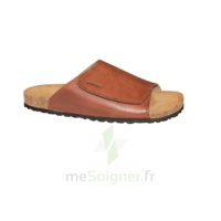 Gibaud - Mules Napoli - Marron -  Taille 46 à CUISERY