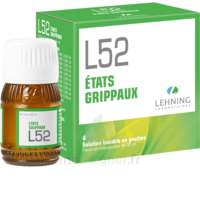 Lehning L52 Solution buvable en gouttes Fl/30ml à CUISERY