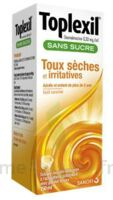 TOPLEXIL 0,33 mg/ml sans sucre solution buvable 150ml à CUISERY