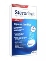 STERADENT TRIPLE ACTION, tube 30, bt 3 à CUISERY