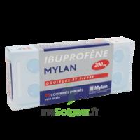 IBUPROFENE MYLAN 200 mg, comprimé enrobé B/30 à CUISERY