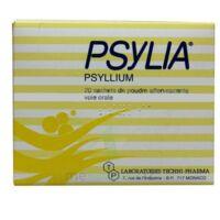 PSYLIA, poudre effervescente pour suspension buvable en sachet à CUISERY